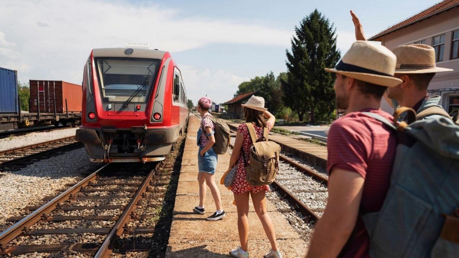 Những điểm đến hoàn hảo cho chuyến du lịch châu Âu bằng tàu hỏa