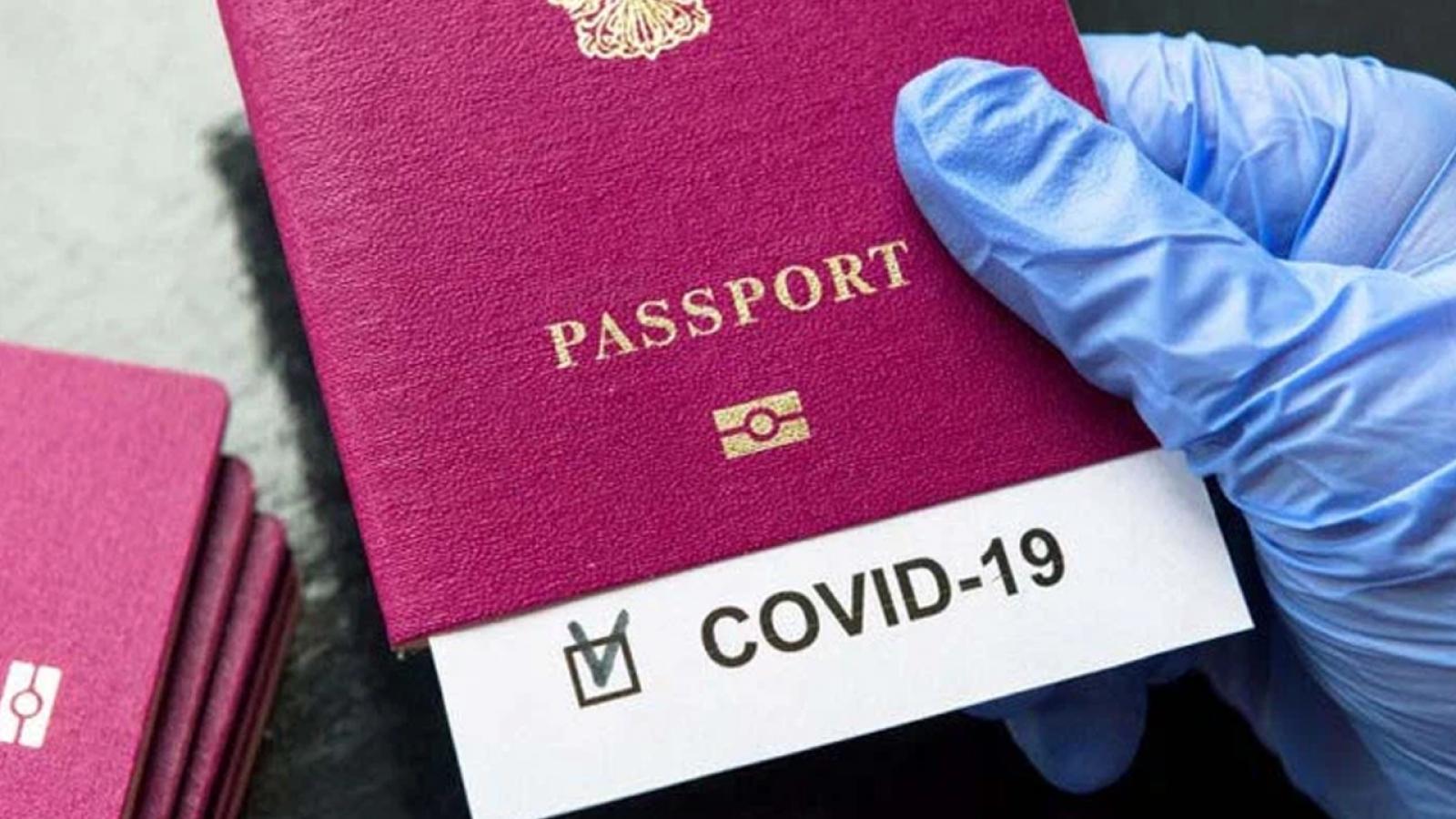 """Các quốc gia Đông Nam Âu kêu gọi EU sớm thông qua """"Hộ chiếu vaccine"""""""