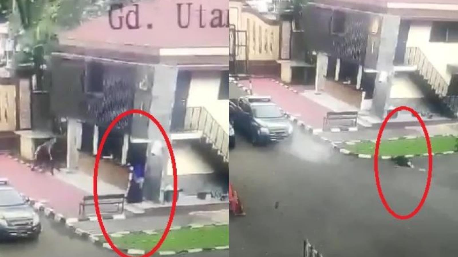 Indonesia tiêu diệt kẻ tấn công Sở cảnh sát Quốc gia