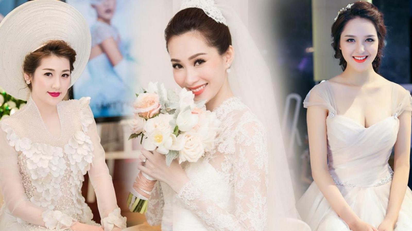 Top 3 Hoa hậu Việt Nam 2012 sau 9 năm đăng quang: Hôn nhân viên mãn, an phận