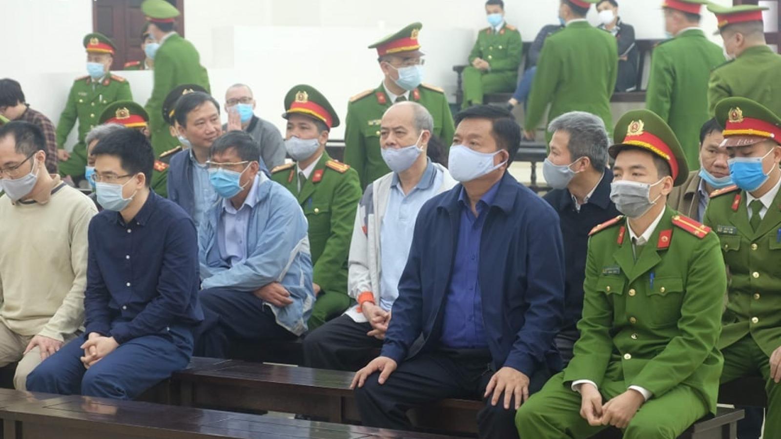 Hôm nay, Tòa tuyên án vụ Ethanol Phú Thọ với bị cáo Đinh La Thăng và đồng phạm
