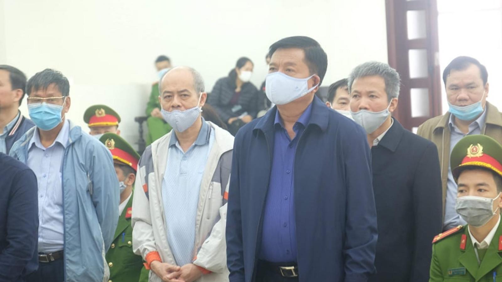 Ông Đinh La Thăng phủ nhận trách nhiệm trong vụ Ethanol Phú Thọ