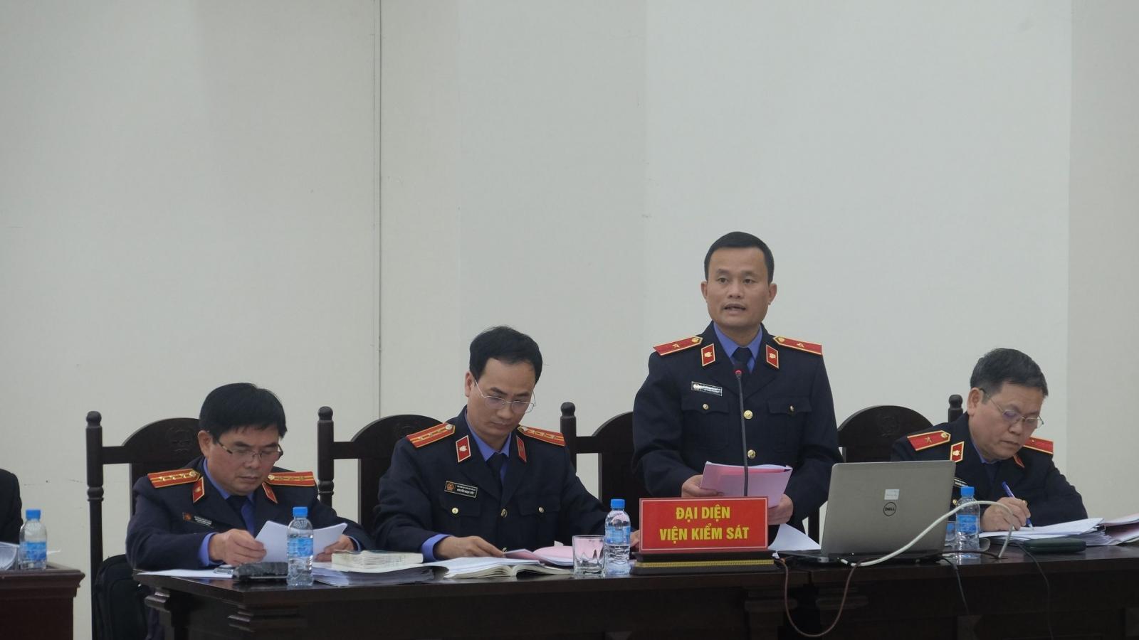 Cựu Chủ tịch PVC Kinh Bắc lấy tiền dự án mua đất rồi bán cho Trịnh Xuân Thanh