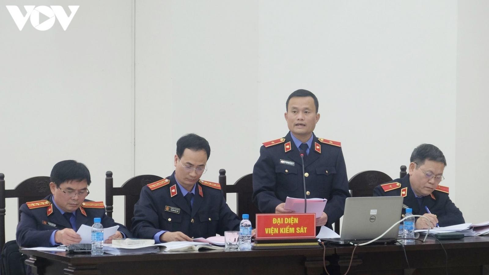 Viện Kiểm sát: Bị cáo Đinh La Thăng bỏ qua yếu tố năng lực nhà thầu