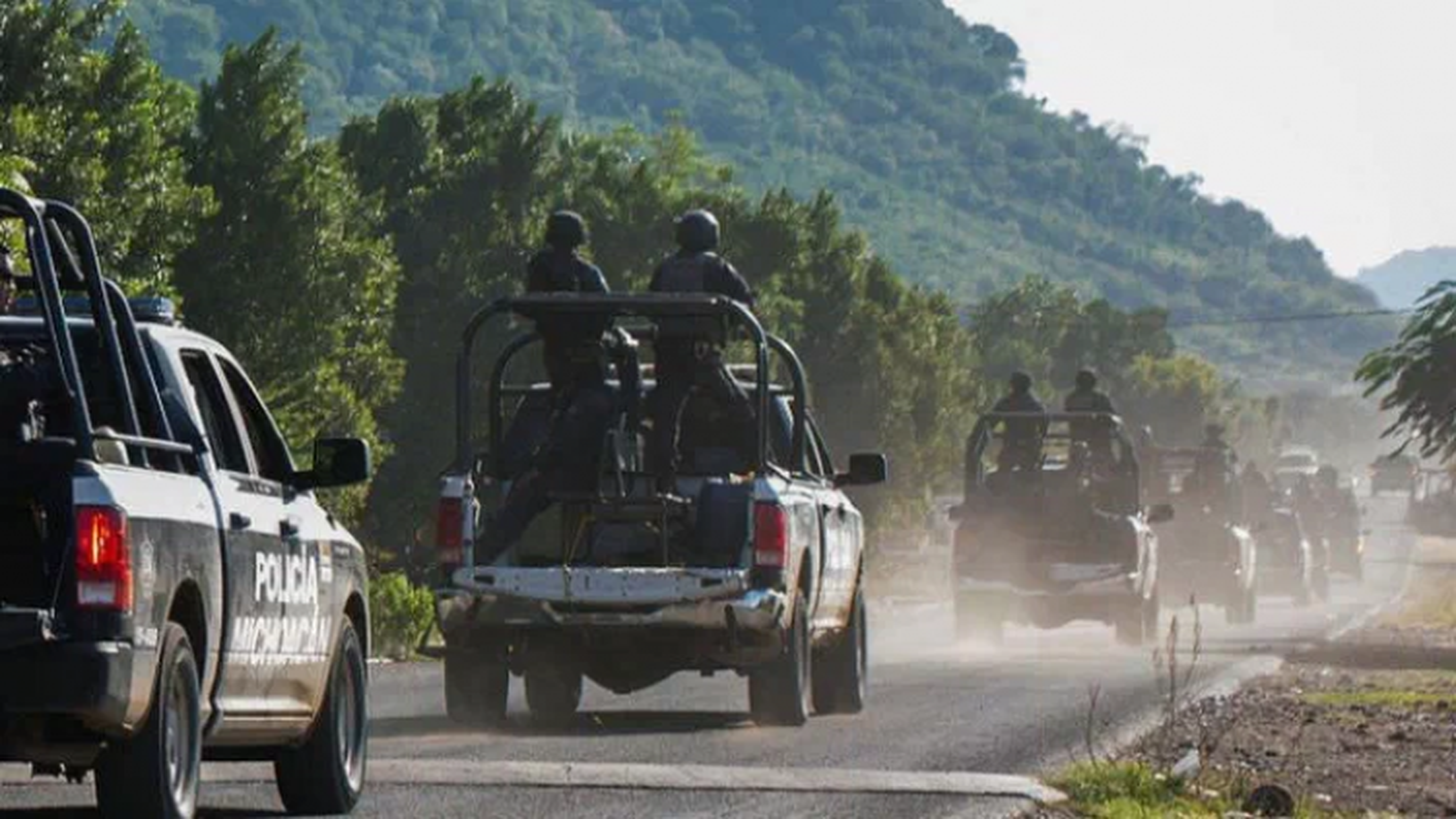 Bị phục kích, 13 cảnh sát Mexico thiệt mạng