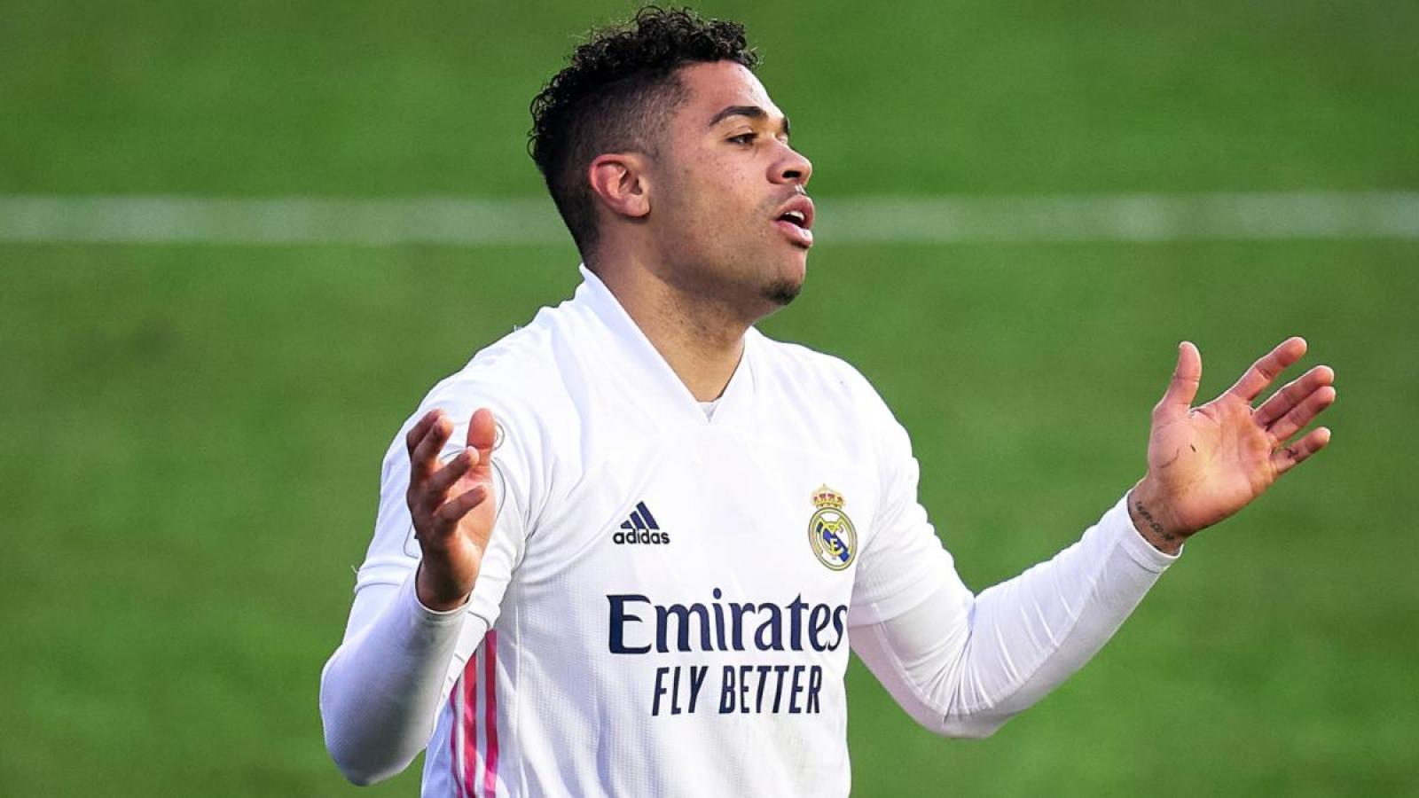 Real Madrid không còn tiền đạo khi đối đầu Atletico