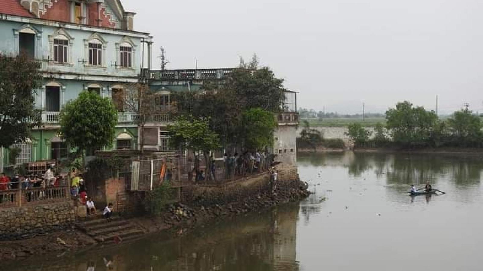 Nhảy xuống sông cứu bạn gái, nam thanh niên người Hà Tĩnh mất tích