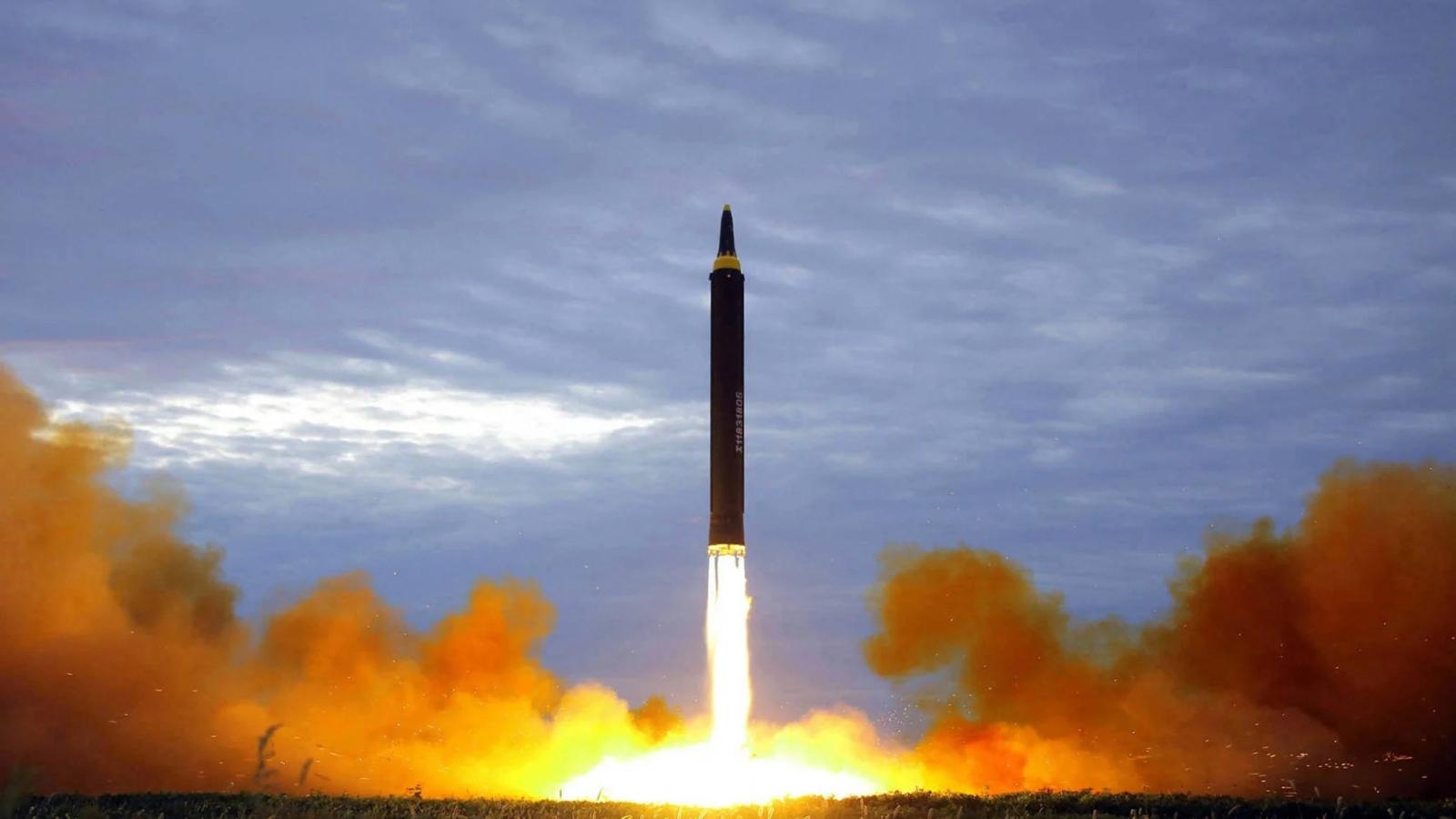 Mỹ xem xét trừng phạt bổ sung Triều Tiên sau các vụ phóng tên lửa