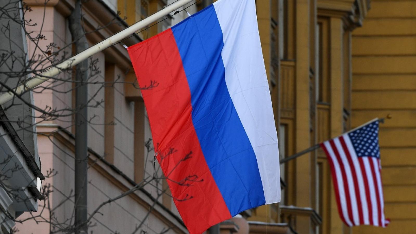Nga gọi Đại sứ tại Mỹ về Moscow sau khi ông Biden trả lời phỏng vấn trên ABC