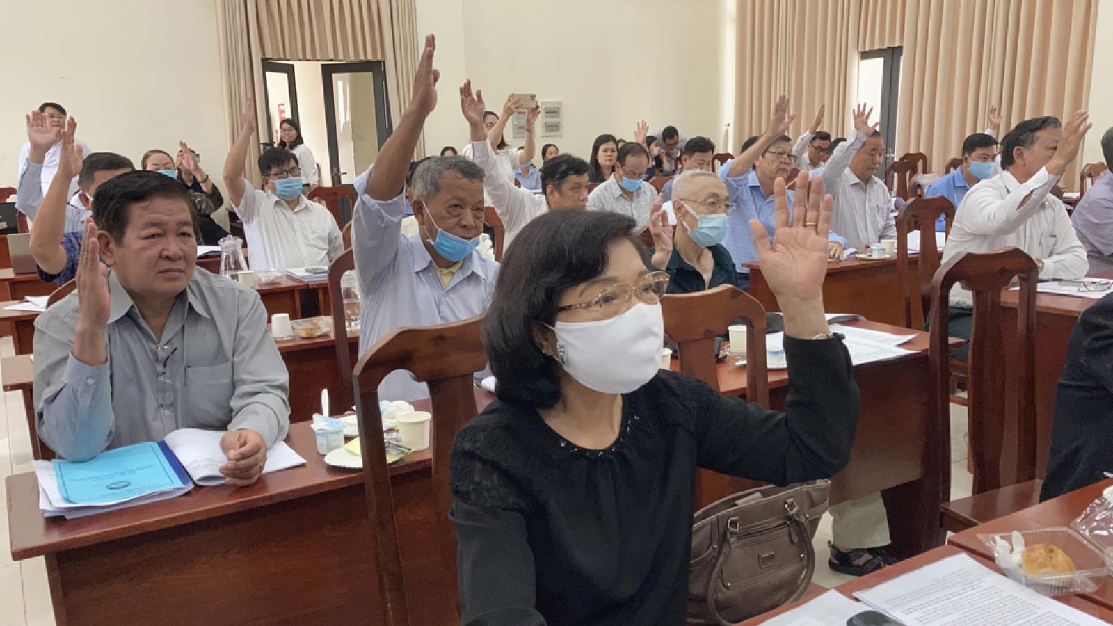 15 người tự ứng cử đại biểu Quốc hội khóa XV tại TPHCM