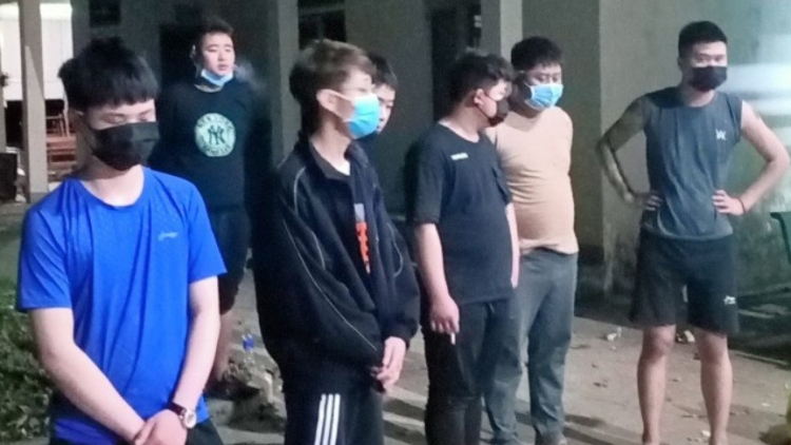 Điều tra, xử lí người nhập cảnh trái phép tại Bình Phước