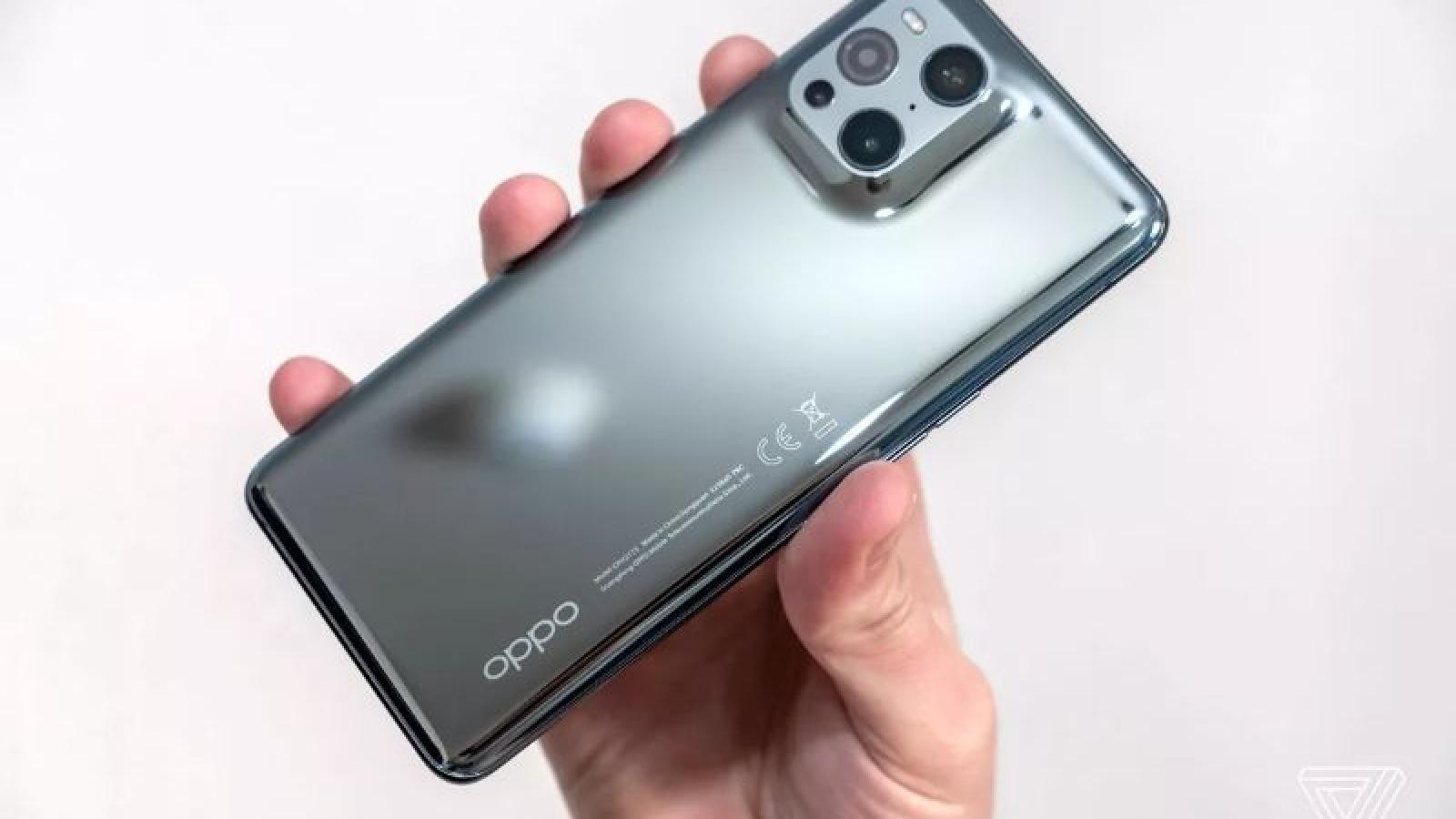OPPO Find X3 Pro trình làng với camera kính hiển vi