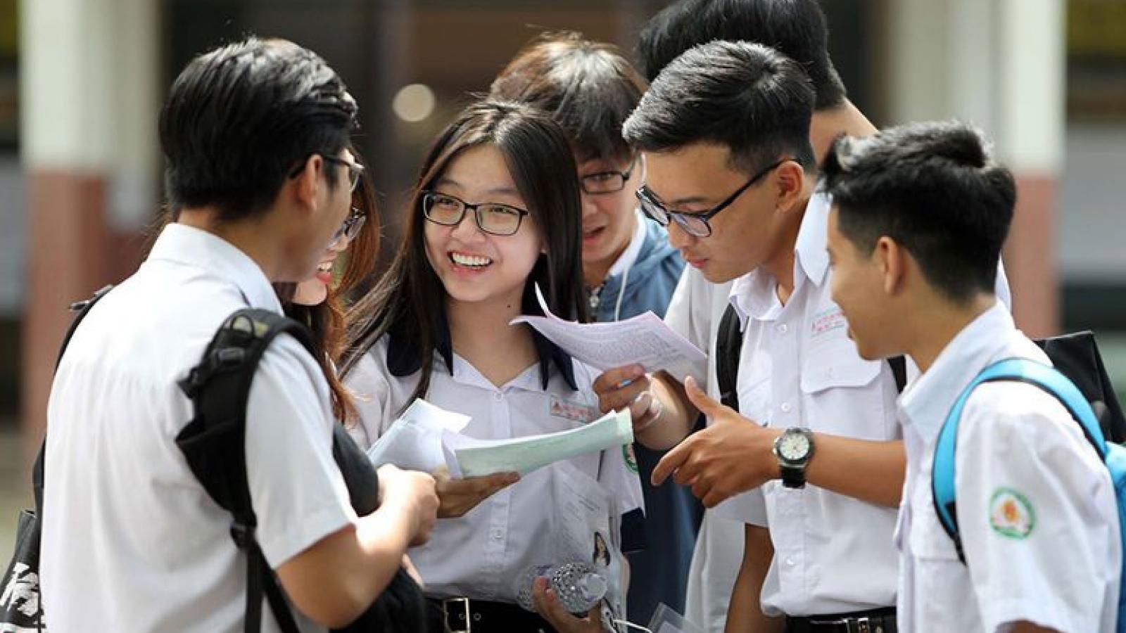 """""""Cẩm nang"""" lịch thi vào 10 THPT và các trường chuyên tại Hà Nội"""