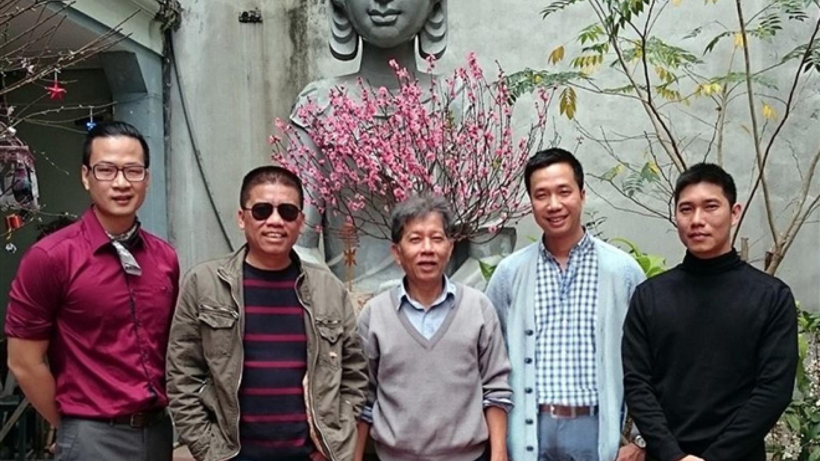 Đồng nghiệp xúc động chia sẻ kỷ niệm về nhà văn Nguyễn Huy Thiệp