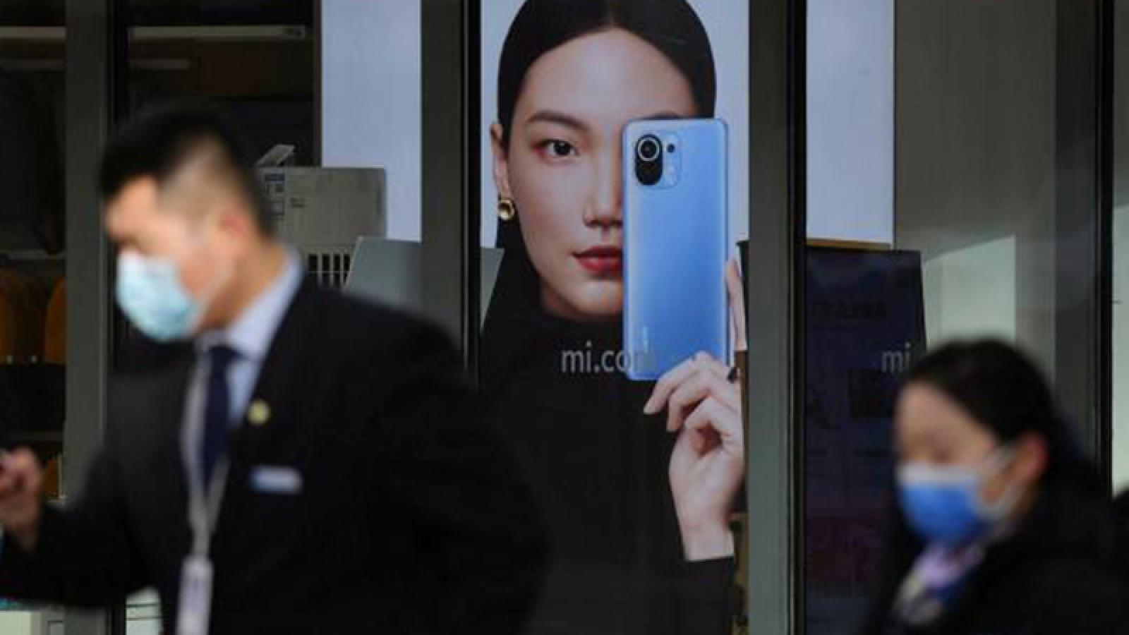 Lệnh cấm Xiaomi tạm thời được dỡ bỏ, giới đầu tư Mỹ thở phào