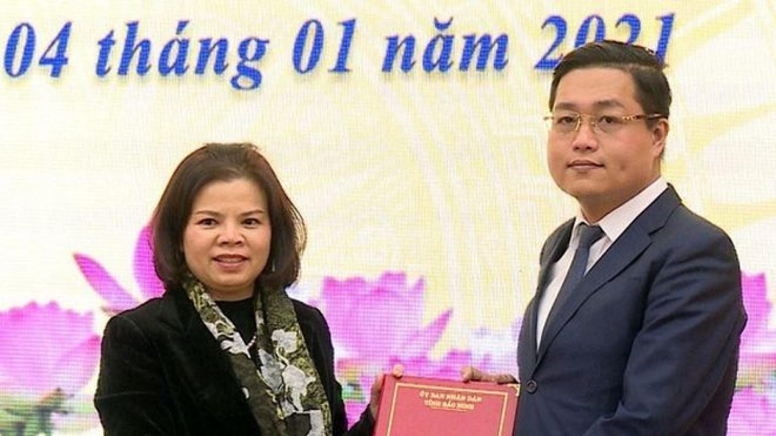 Ông Nguyễn Nhân Chinh tiếp tục được giới thiệu ứng cử đại biểu HĐND tỉnh Bắc Ninh