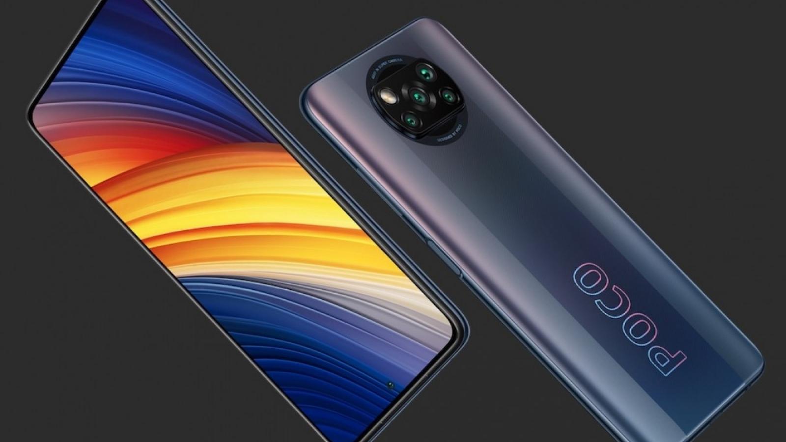 Poco tung bộ đôi smartphone cấu hình ngon, giá chạm sàn
