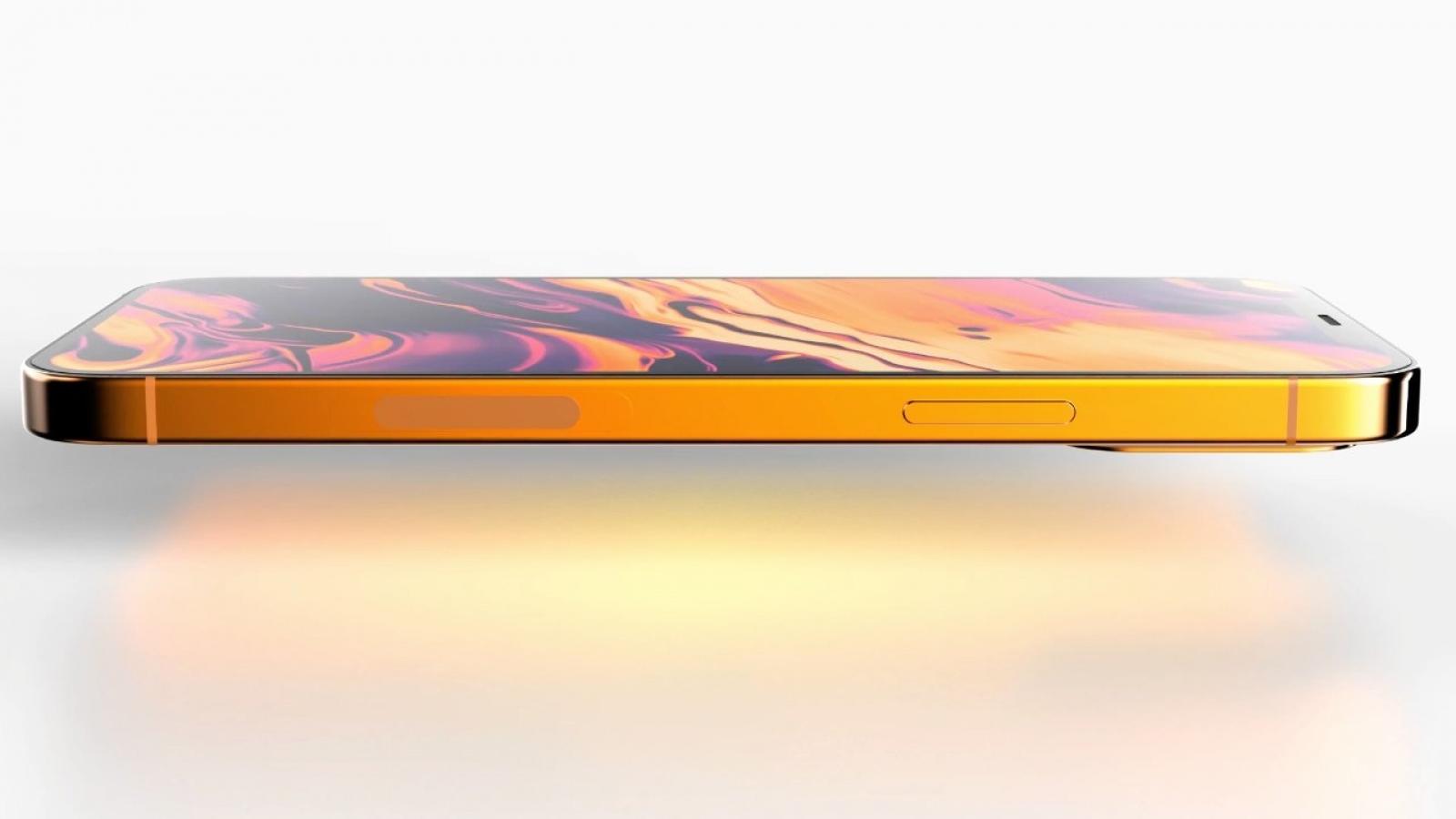 iPhone 13 Pro có màu mới và lớp phủ thép không gỉ