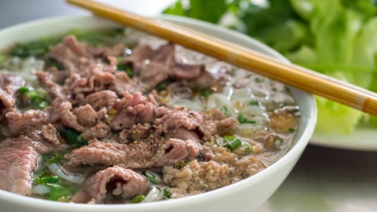 CNN lists Vietnamese Pho among best global soups