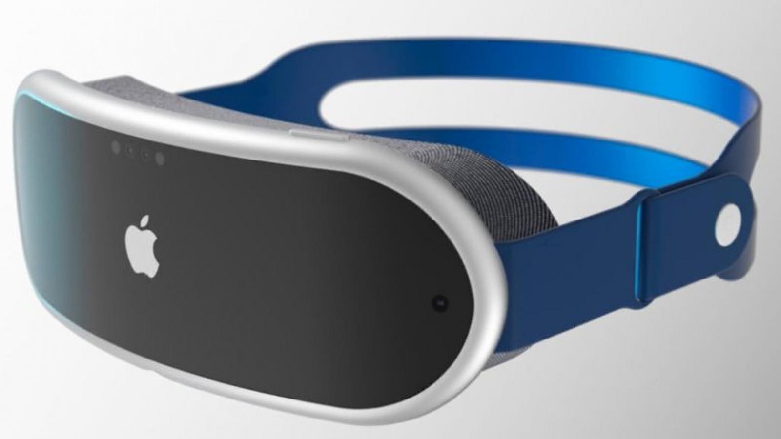 """Chốt ngày ra mắt """"mũ bảo hiểm"""" AR/VR và kính AR của Apple"""