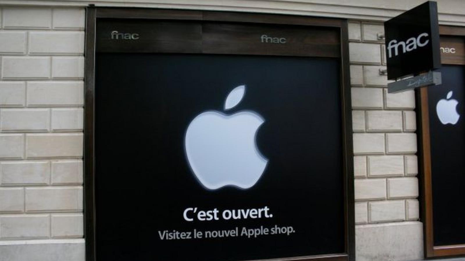 Pháp tố Apple lấy dữ liệu người dùng, âm thầm chạy quảng cáo trên iPhone