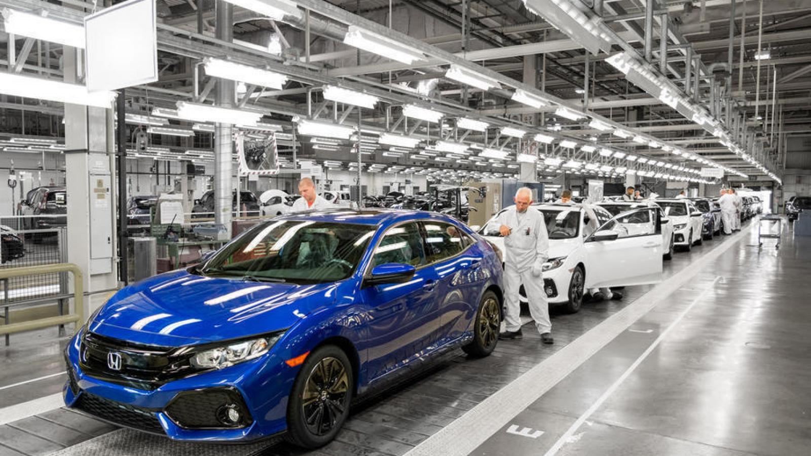 Honda tìm kiếm chủ mới cho nhà máy Swindon