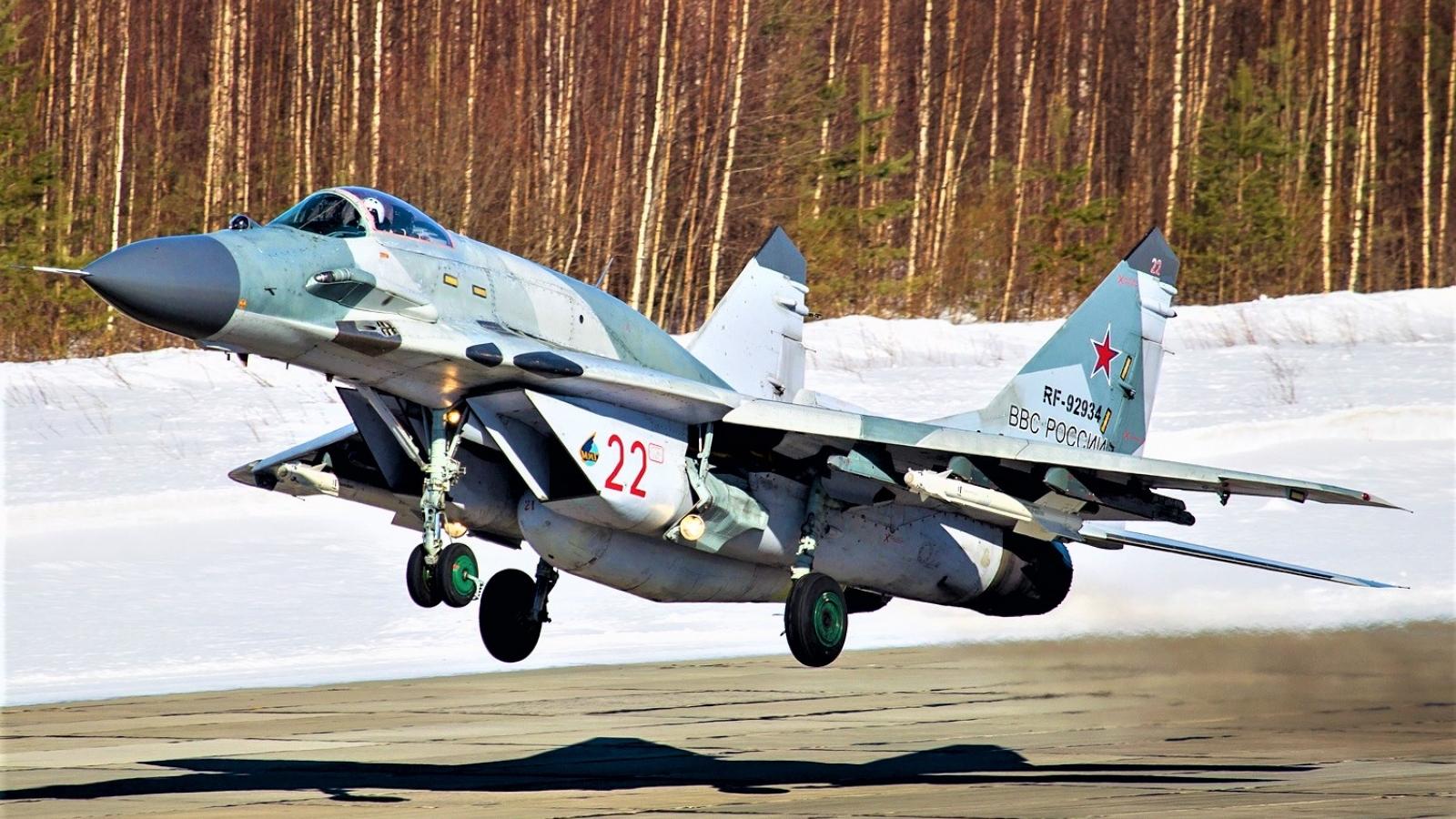 Hé lộ cách Mỹ và Israel có được máy bay chiến đấu MiG-29