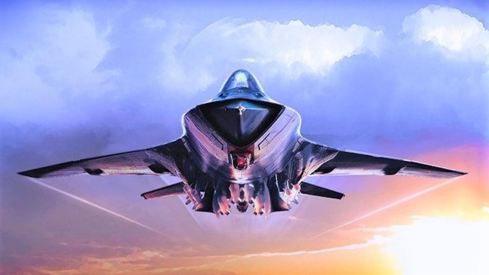 Tiêm kích đánh chặn thế hệ mới MiG-41 - Chiến đấu cơ nguy hiểm nhất thế giới