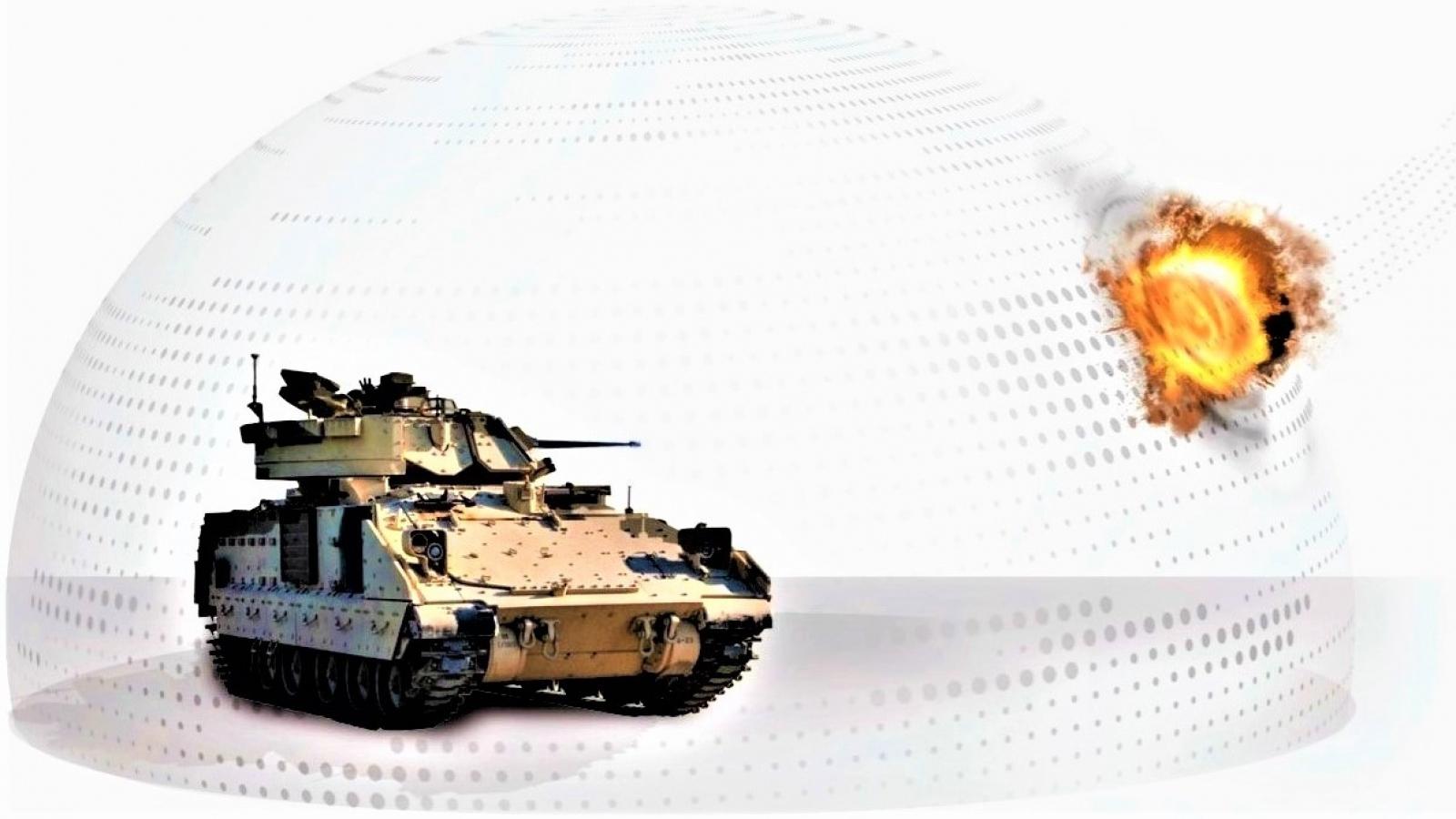 Vai trò của hệ thống phòng thủ chủ động dạng mô-đun trong các phương tiện chiến đấu