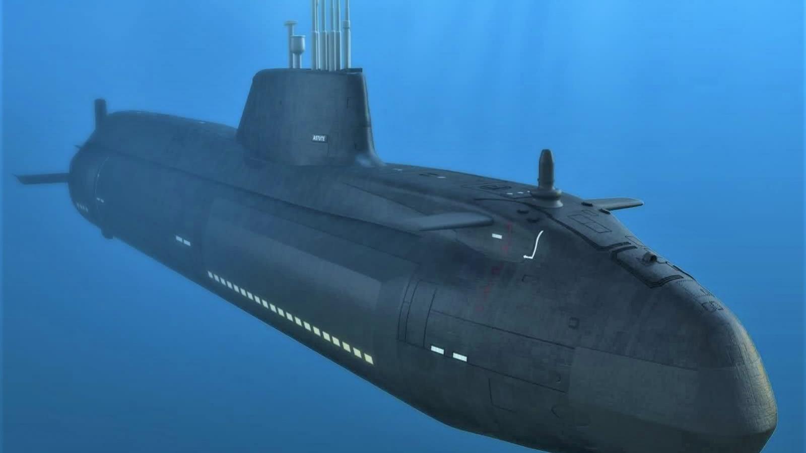 Lớp Astute - Tàu ngầm tấn công hạt nhân nguy hiểm nhất từng được phát triển