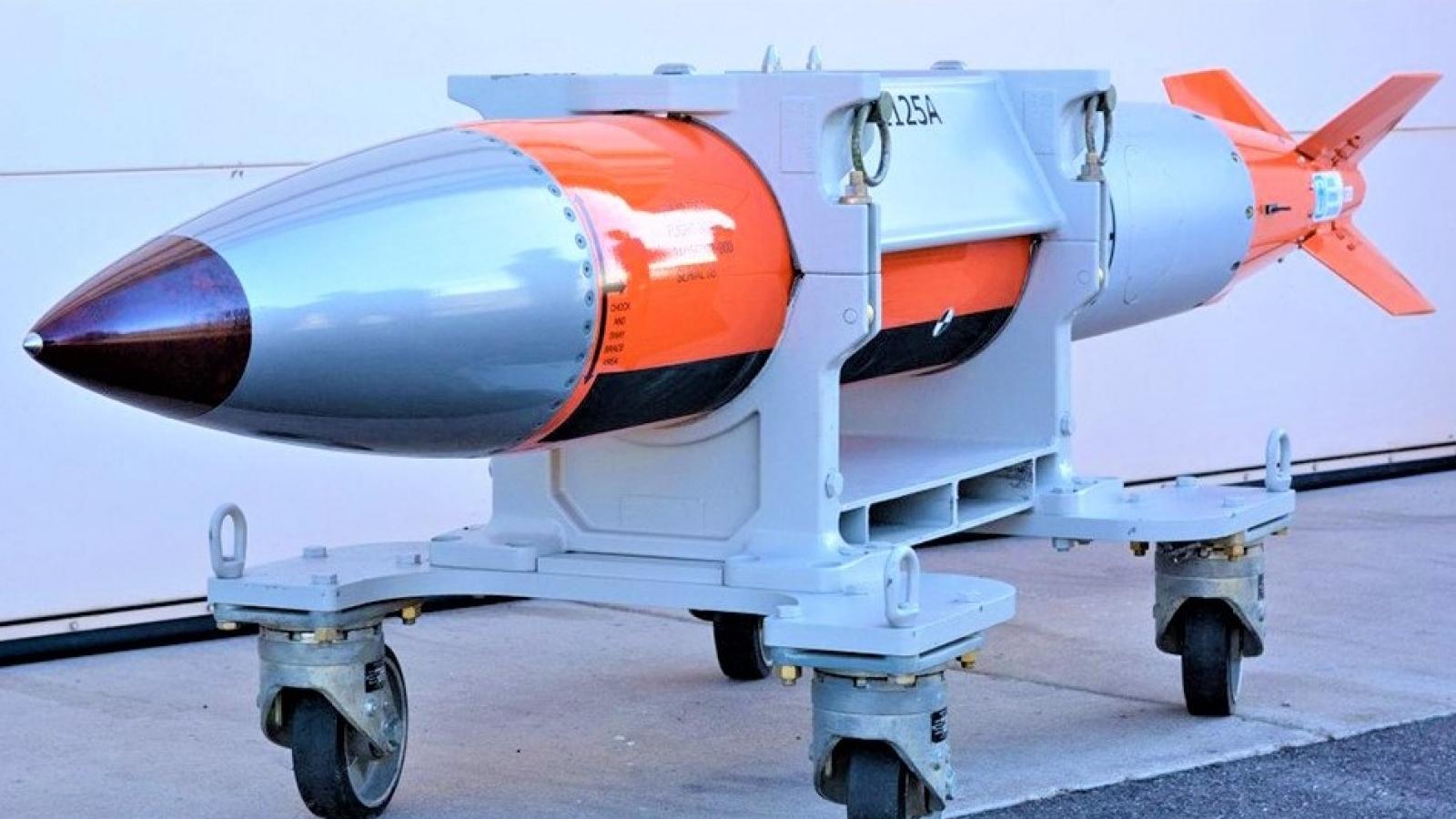 Mỹ bí mật rút vũ khí hạt nhân khỏi châu Âu?