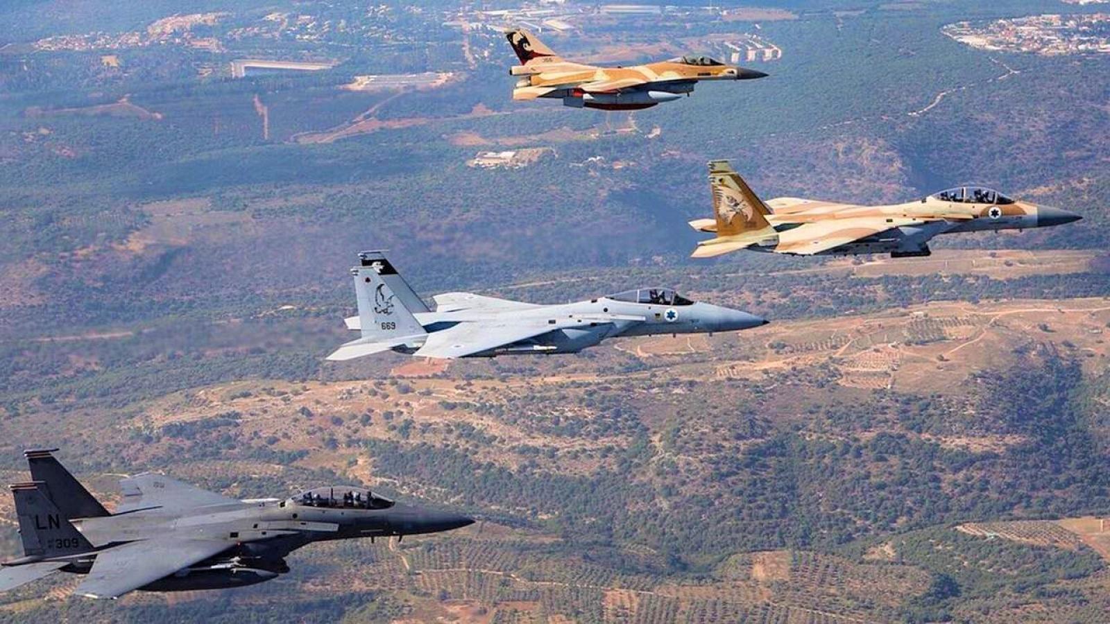 Quyết tâm của Israel nhằm loại bỏ chương trình vũ khí hạt nhân Iran