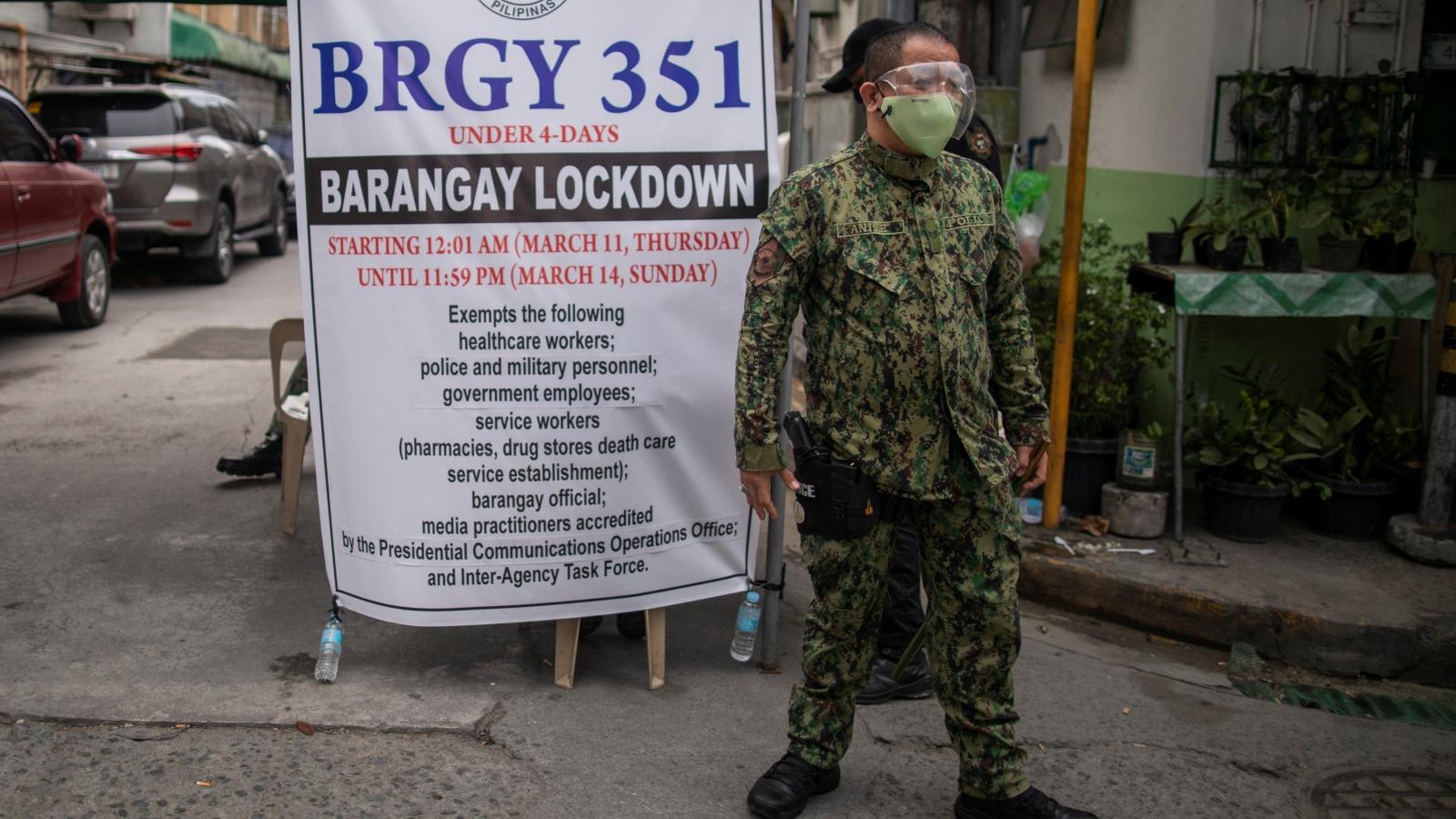 Philippines tìm thấy loại virus SARS-CoV-2 biến thể mới