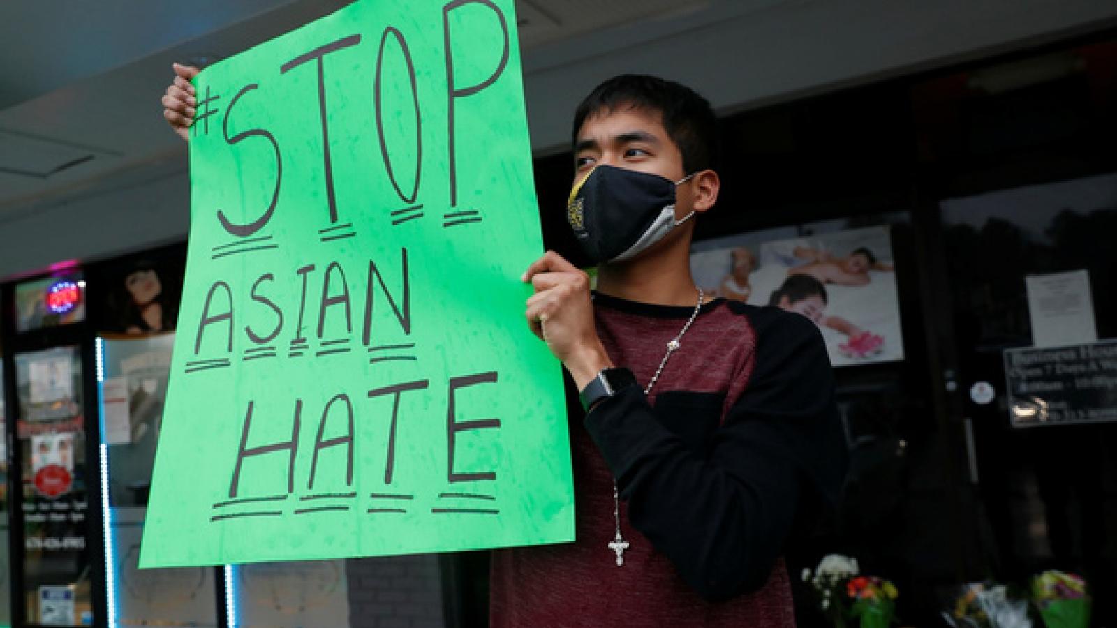 Lịch sử kỳ thị và bạo lực đối với người gốc Á ở Mỹ