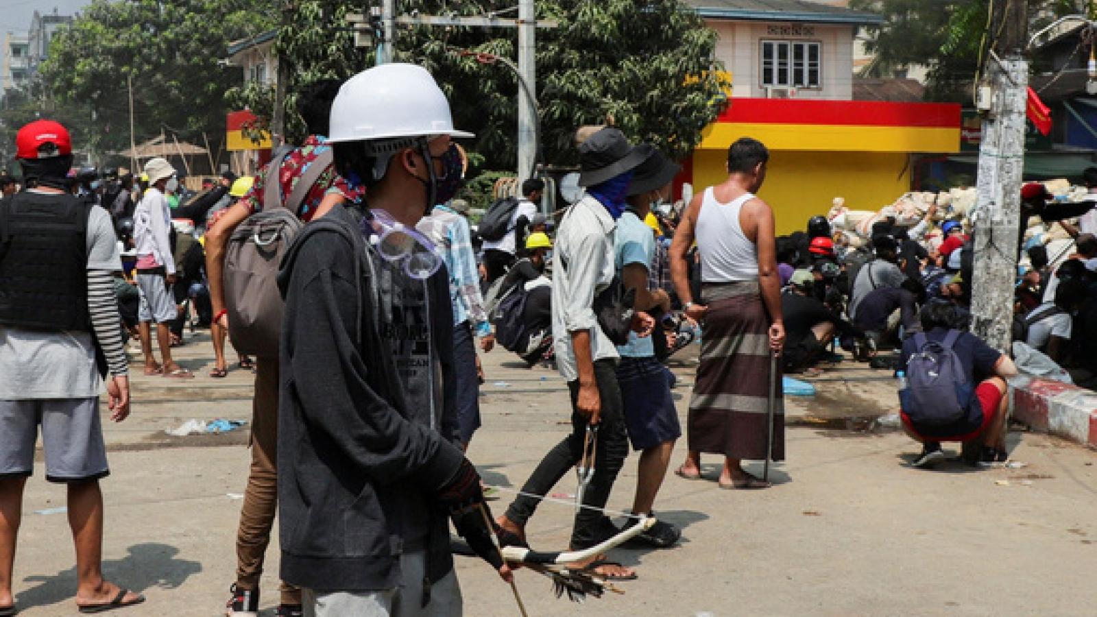 Liên Hợp Quốc và nhiều nước tiếp tục quan ngại về tình hình Myanmar