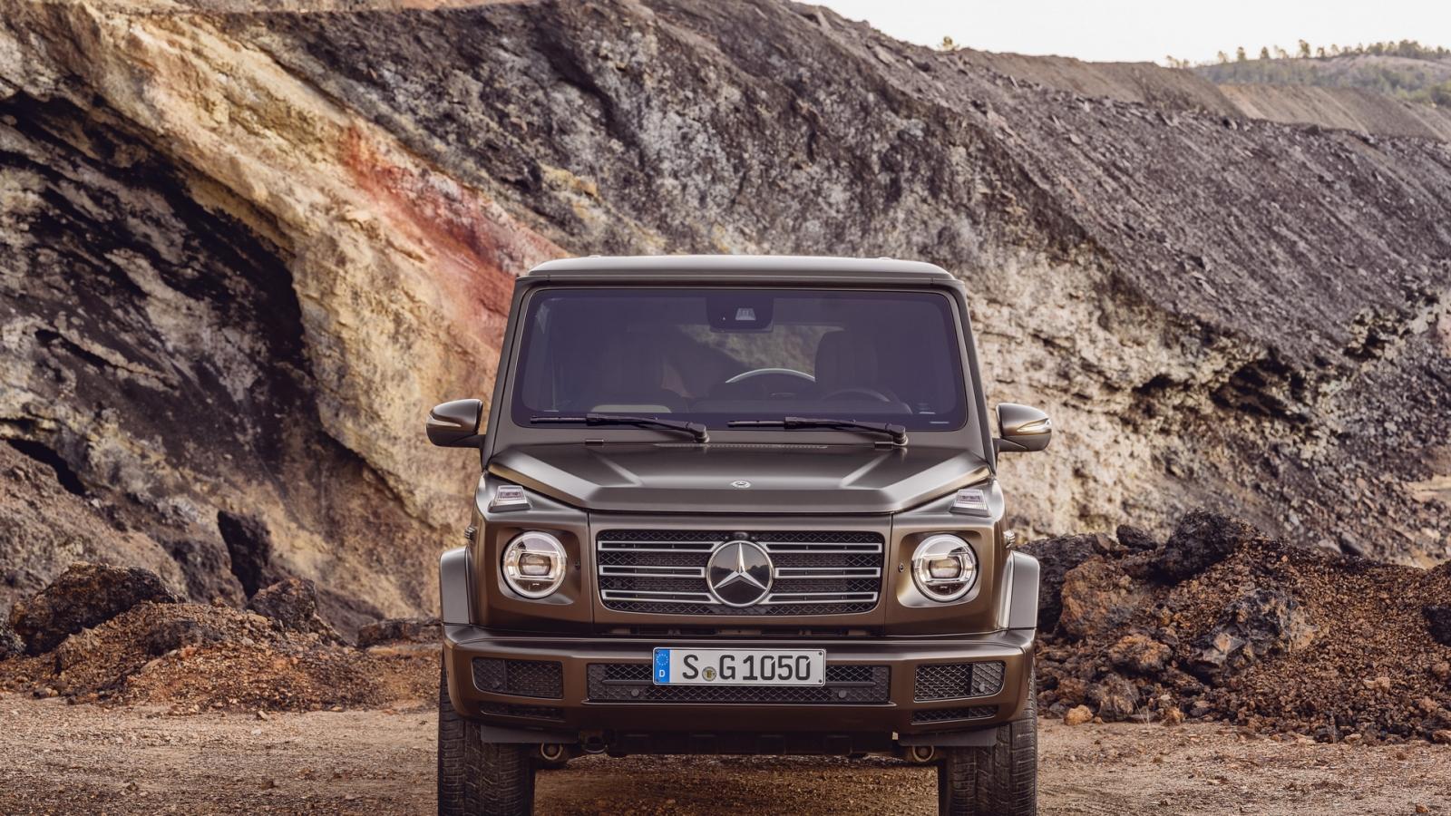 Mercedes-Benz G400d ra mắt tại Australia