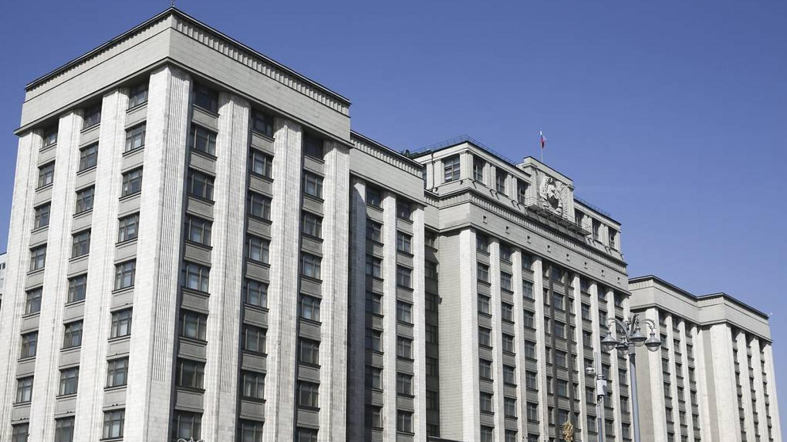 Nga thông qua luật trao quyềnchoTổng thống đương nhiệmtái tranhcửthêm 2 nhiệm kỳ
