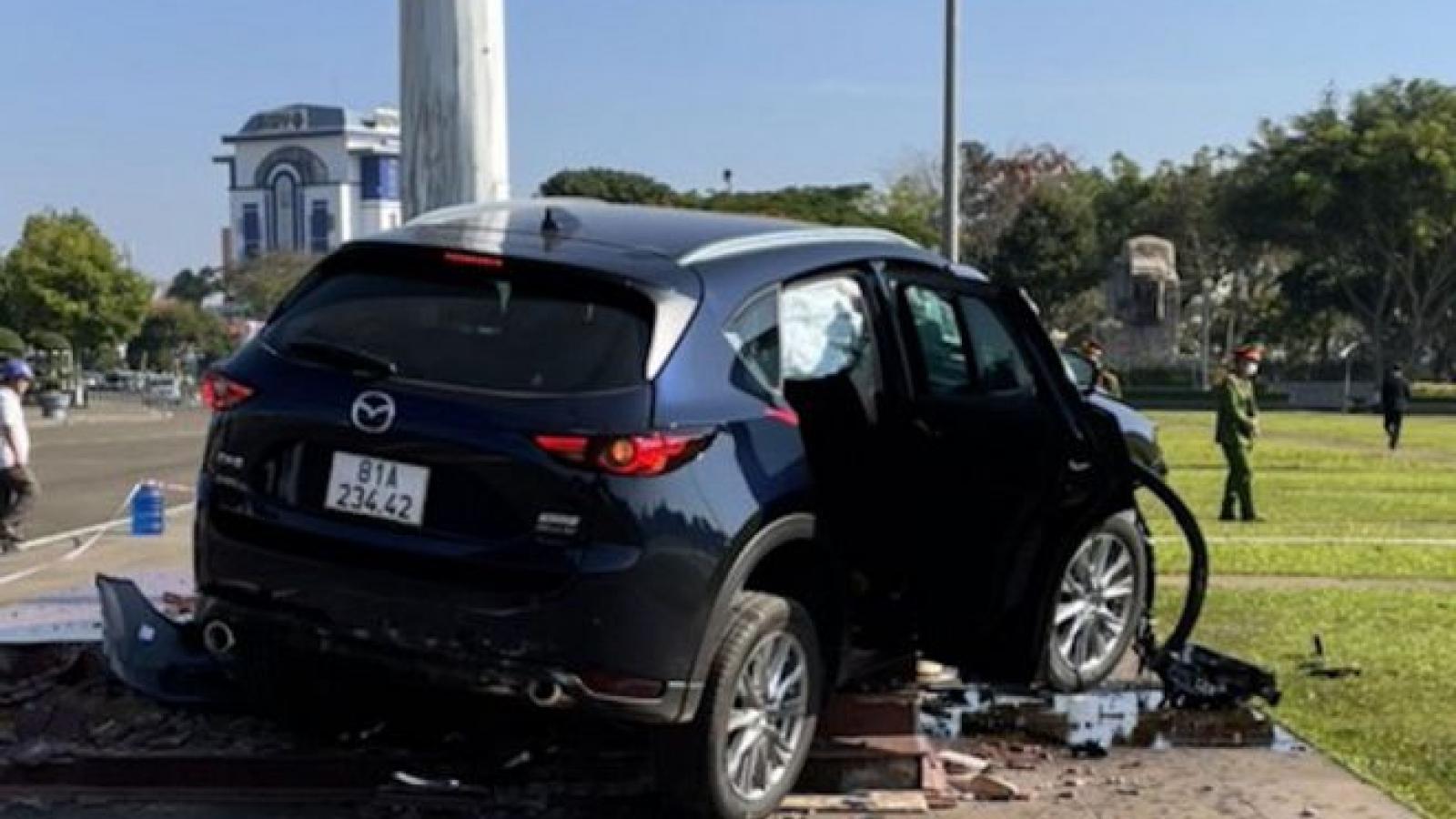 Khởi tố tài xế liên tục gây tai nạn tại Gia Lai
