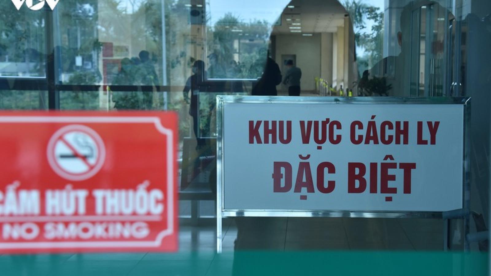 Chiều 26/3, Việt Nam có thêm 5 ca mắc COVID-19, trong đó 2 ca nhập cảnh trái phép