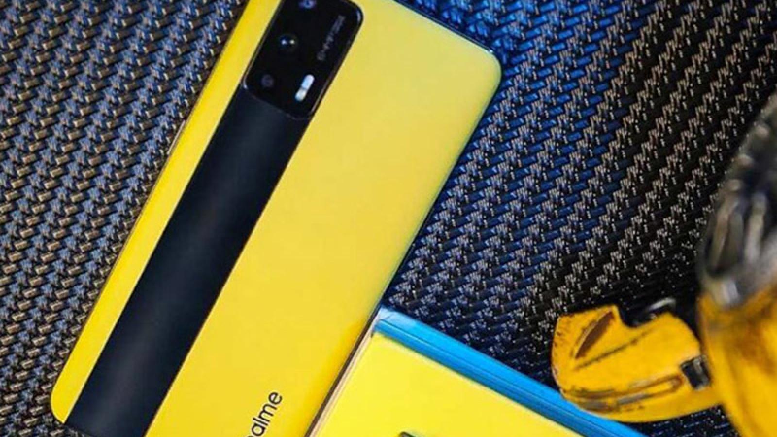 Smartphone Realme gian lận trong kết quả điểm chuẩn?