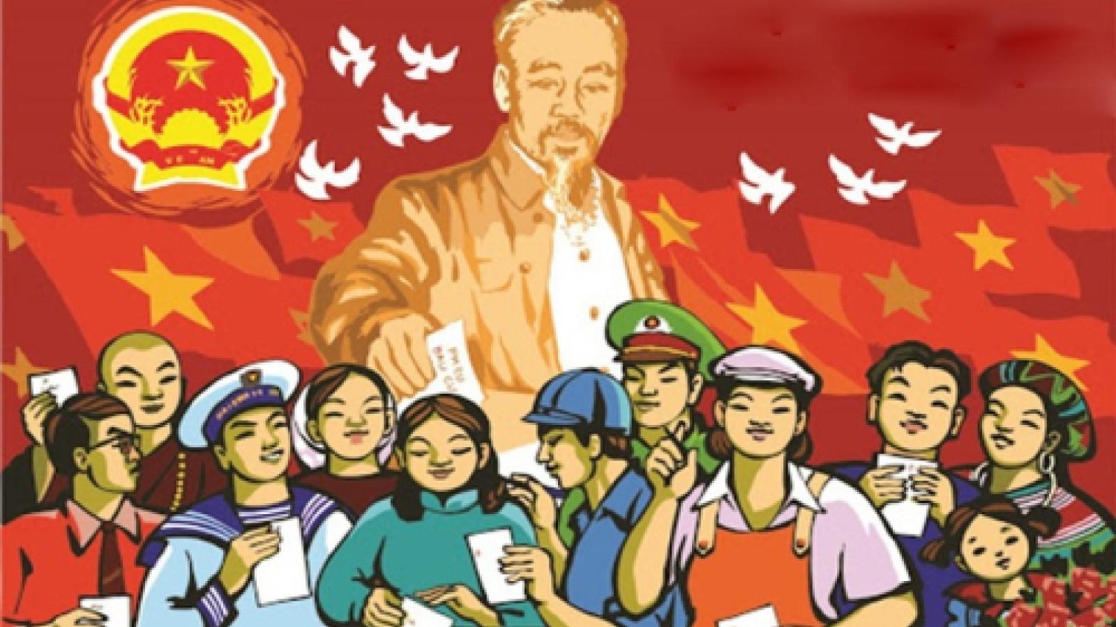 Đắk Nông có 42 người nộp hồ sơ ứng cử đại biểu HĐND
