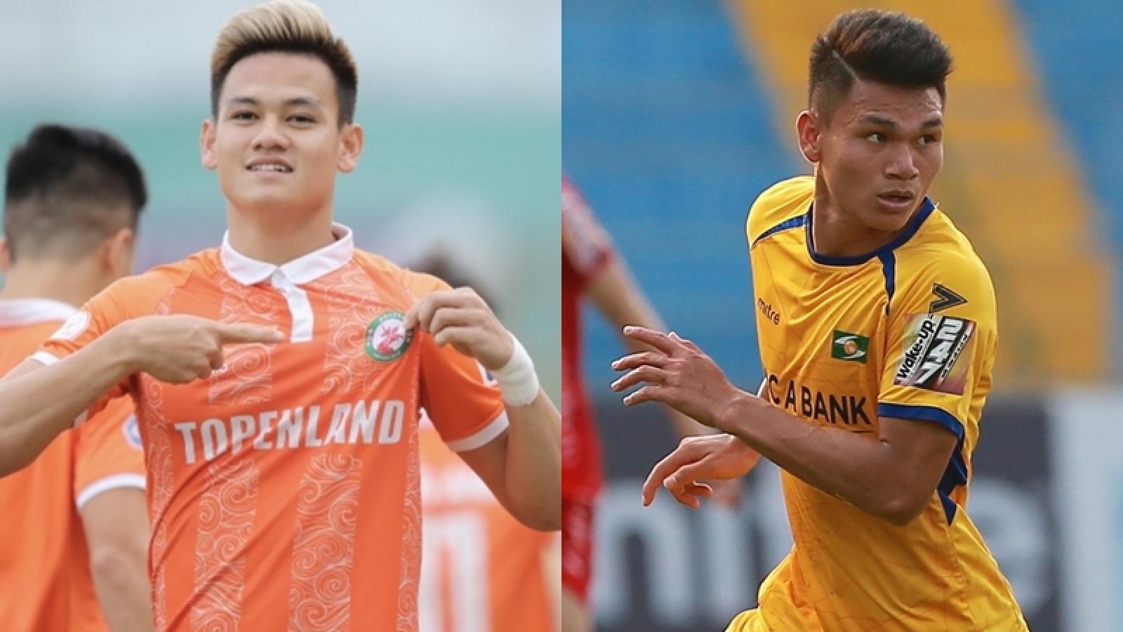 2 học trò cưng của HLV Park Hang Seo bị treo giò ở vòng 5 V-League