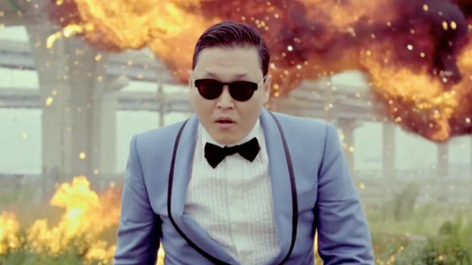 """""""Gangnam Style"""" cán mốc 4 tỷ lượt xem trên Youtube"""