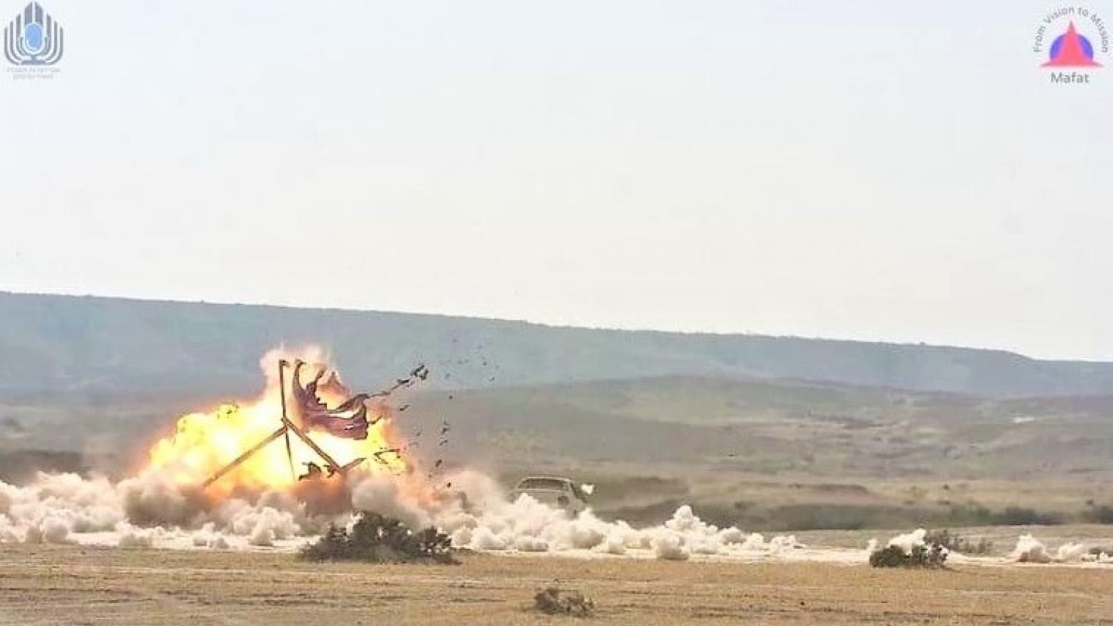 Đạn cối Iron Sting - thành công mới của nền quốc phòng Israel