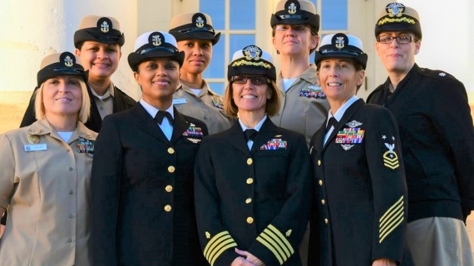 Phụ nữ Mỹ đã đấu tranh ra sao để có vai trò trong các lực lượng vũ trang?