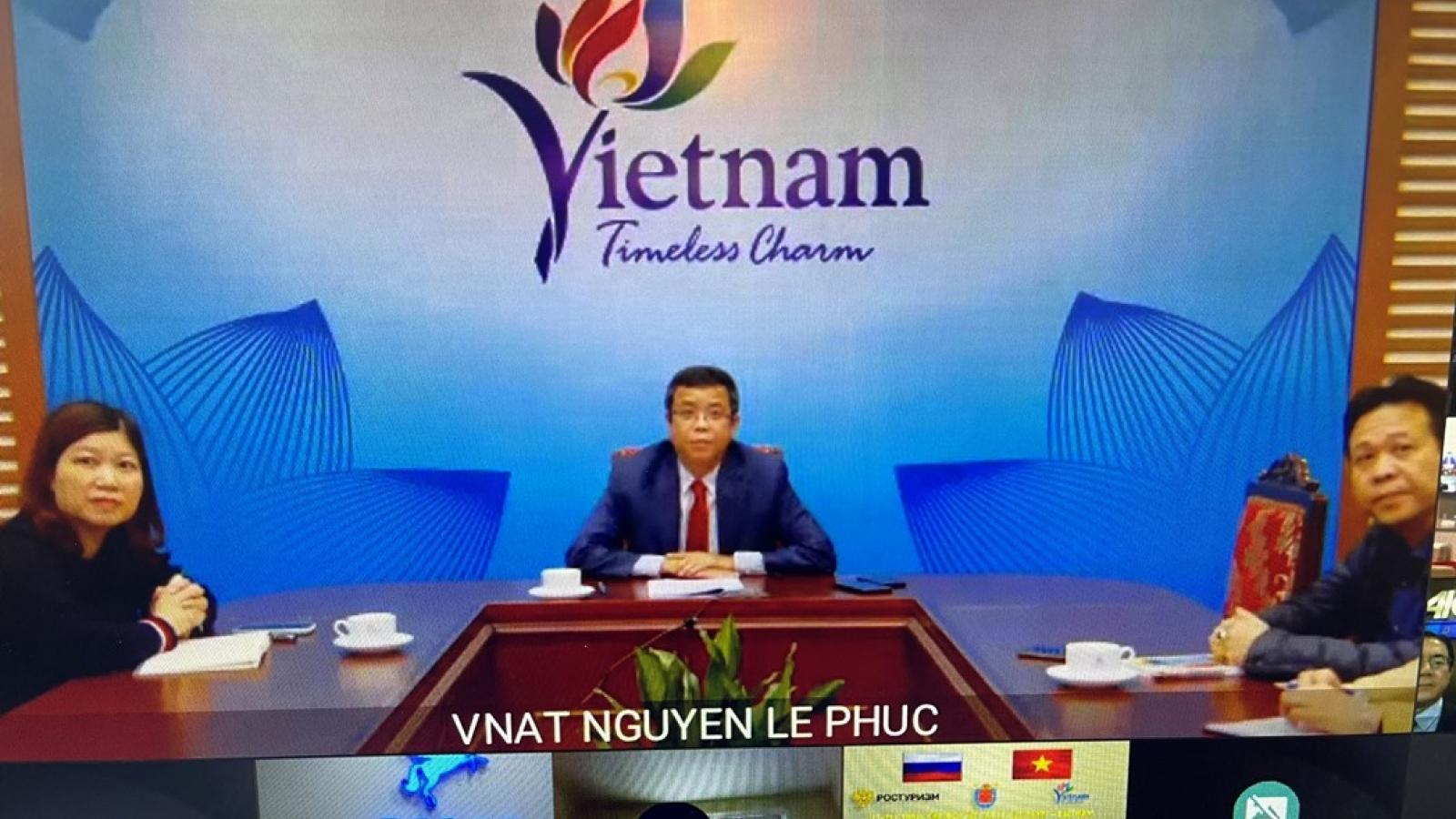 Thúc đẩy phục hồi thị trường du lịch Nga-Việt Nam