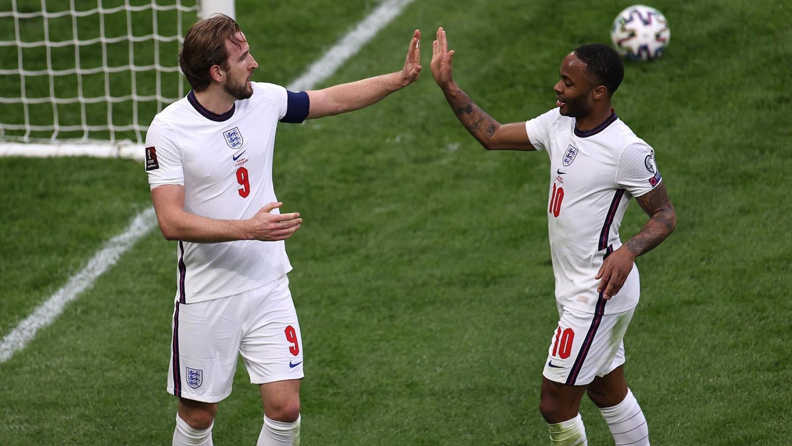 Harry Kane rực sáng, ĐT Anh thắng dễ Albania