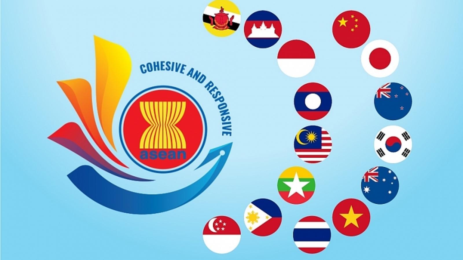 Chính phủ Trung Quốc chính thức phê duyệt RCEP