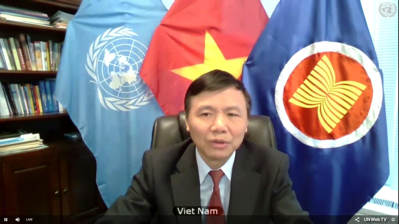 Việt Nam kêu gọi tăng cường các nỗ lực bảo vệ thường dân Sudan