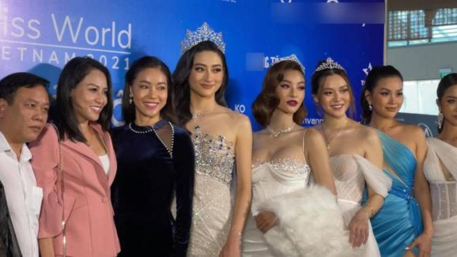 Chuyện showbiz: Á hậu Tường San mang thai con đầu lòng sau 3 tháng kết hôn